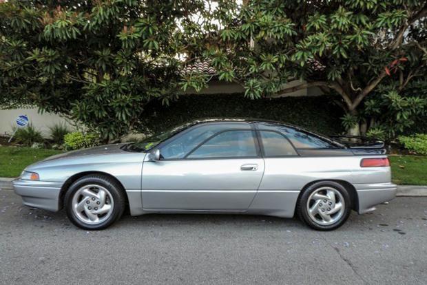 The Subaru Svx Is The 1990s Japanese Sports Car Everyone
