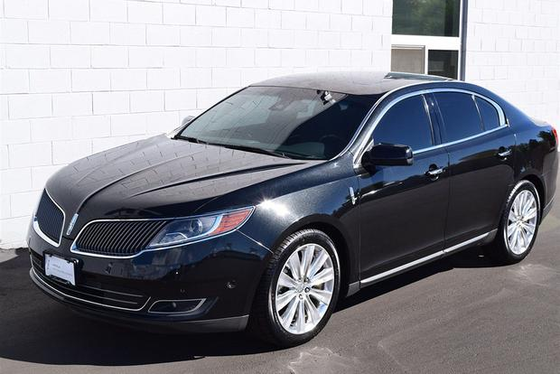 A Used Lincoln MKS EcoBoost Is a Great Deal - Autotrader