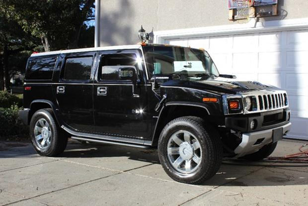 Autotrader Find: Armored Hummer H2 for $295,000 featured image large thumb0