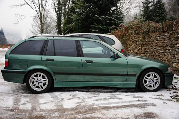 I Really Want An E36 Bmw 3 Series Touring Autotrader
