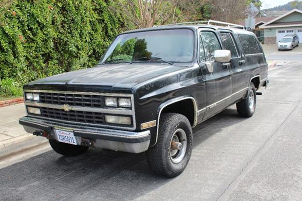 When Diesel Was Dreadful: the General Motors 6 2 - Autotrader