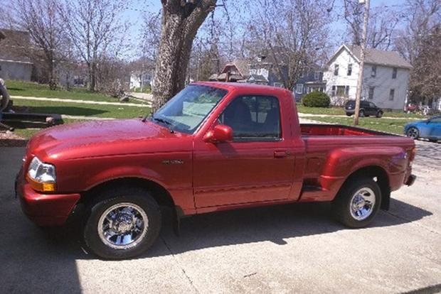 Autotrader Find: 1998 Ford Ranger With 9,000 Original Miles featured image large thumb0