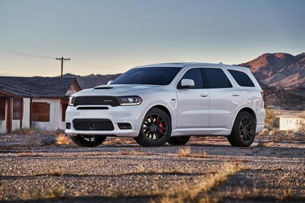 Dodge Is Giving Us the Durango SRT featured image large thumb0