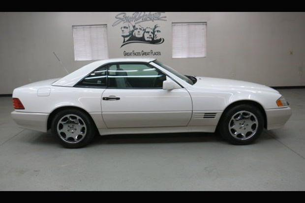 Autotrader find 1995 mercedes benz sl500 with 1 000 for Smith company motor cars charleston wv