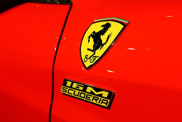 Ferrari's Naming Department Is Really Phoning It In featured image large thumb0