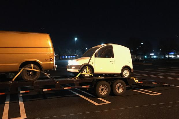 I Sold My Nissan S-Cargo: 4 Months With a Weird Car featured image large thumb0