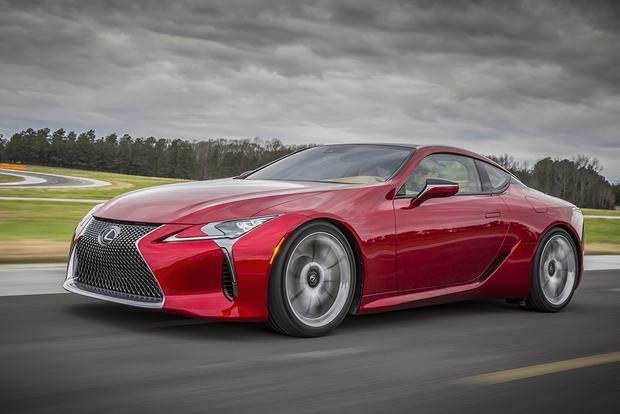 Sacrilege Here S Why I Like The Lexus Lc 500 Hybrid Better Than The