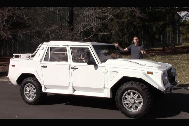 Here S Why The Lamborghini Lm002 Is Worth 400 000 Autotrader