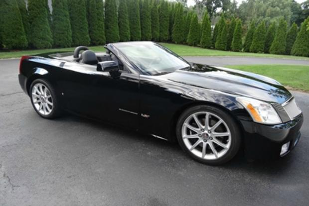 The Cadillac Xlr V A High Performance Cadillac Roadster