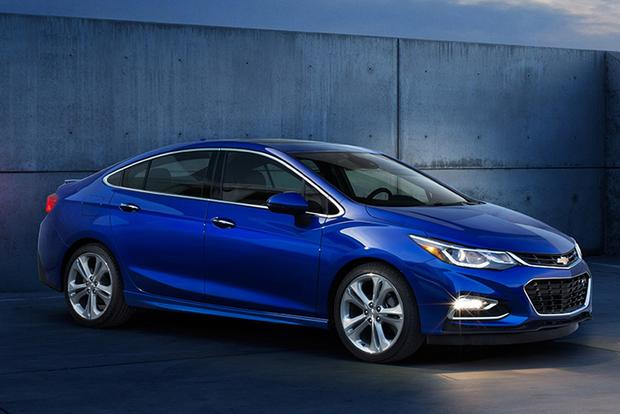 The Chevy Cruze Is Best Compact Car You Can According To Consumer Reports