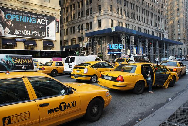 These Are the Strangest Taxis in the New York Taxi Fleet featured image large thumb0