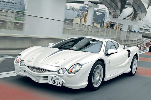The Mitsuoka Orochi Is a Really Weird-Looking Car featured image large thumb0