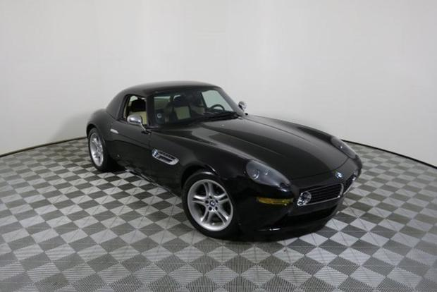 Autotrader Find: Low-Mileage BMW Z8 for $300,000 featured image large thumb0