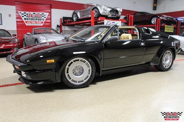 Autotrader Find: 1987 Lamborghini Jalpa featured image large thumb0