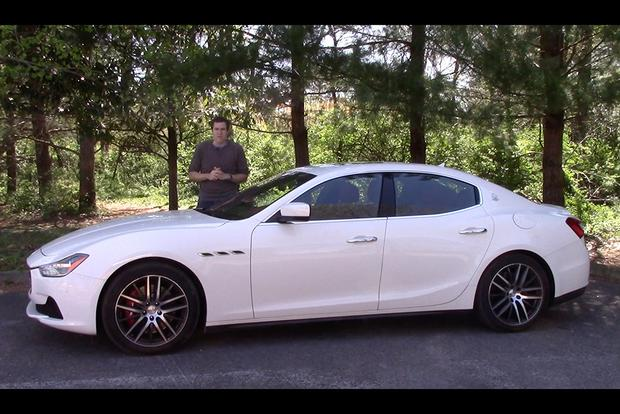 The 2015 Maserati Ghibli Absolutely Wasn't Worth $80,000 featured image large thumb1