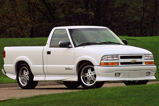 the chevy s 10 xtreme was totally rad autotrader. Black Bedroom Furniture Sets. Home Design Ideas