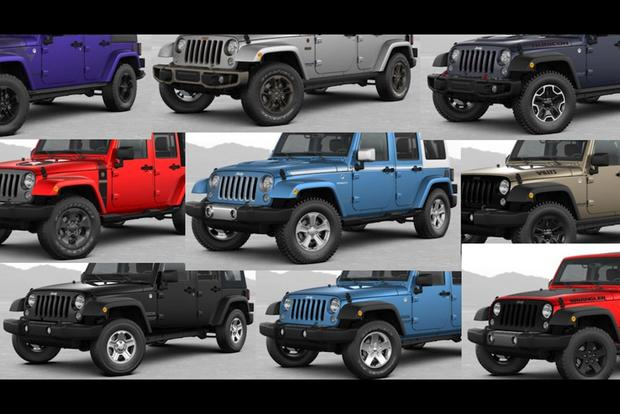 Do You Have Any Idea How Many Versions of the Jeep Wrangler Exist? featured image large thumb0