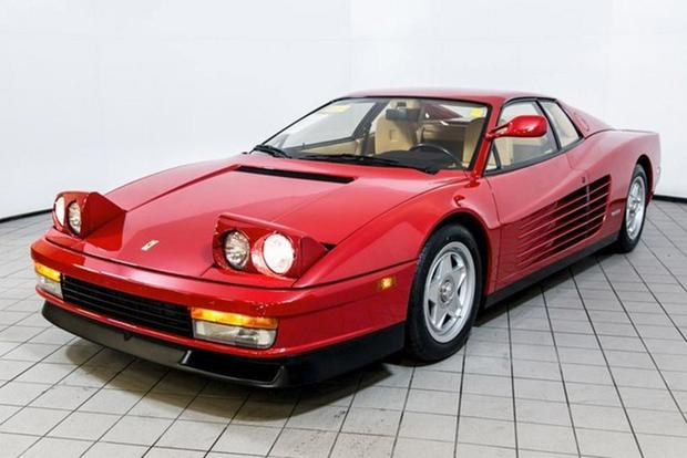 Yes, the Ferrari Testarossa Used a V12 featured image large thumb0