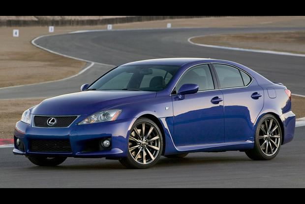 A Used Lexus IS F Is a Great Deal Now featured image large thumb0