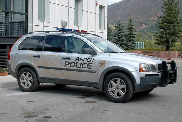 The Aspen Police Used Volvo XC90 Police Cars featured image large thumb0