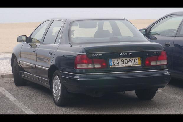 "The European Hyundai Elantra Was Called the ""Lantra"" featured image large thumb0"