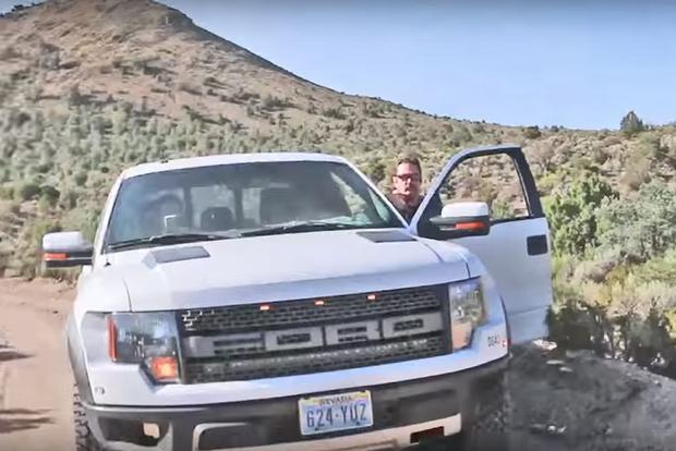 Area 51 Is Protected by Ford Raptors featured image large thumb0