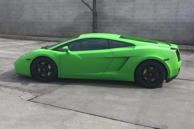 at $79,000, this is the cheapest lamborghini on autotrader - autotrader