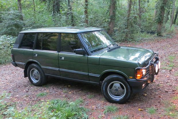 The Range Rover Classic Will Be Valuable Someday featured image large thumb0