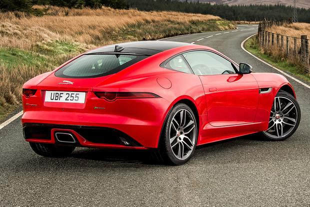 The New 4 Cylinder Jaguar F TYPE Got Me Excited    For About