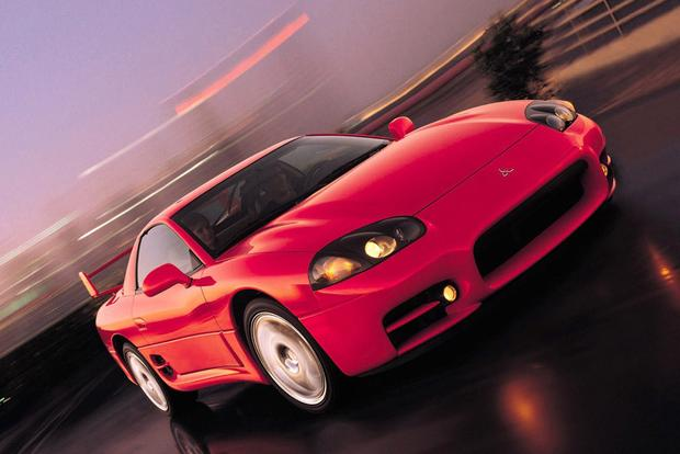 The 1999 Mitsubishi 3000GT VR-4 Was My First Real Dream Car featured image large thumb0