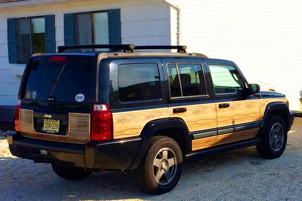 You Can Still Get Fake Wood Paneling For A Few Cars