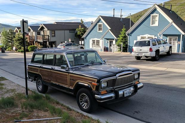 Jeep Grand Wagoneer Production Spanned 7 Presidential Administrations featured image large thumb0