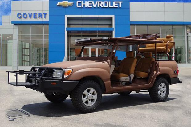 Autotrader Find: Insane Toyota Land Cruiser Hunting Vehicle featured image large thumb0