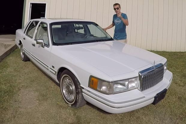 I'm Giving Away My $500 Lincoln Town Car: 6-Month Ownership Report featured image large thumb1
