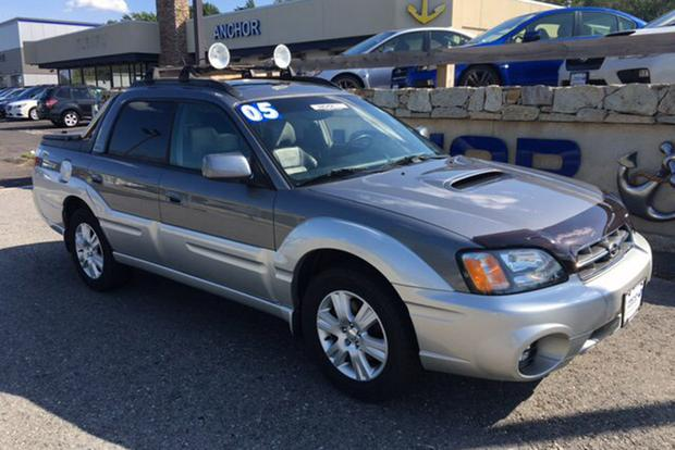 Autotrader Find: One-Owner Subaru Baja Turbo With 61,000 Miles featured image large thumb0
