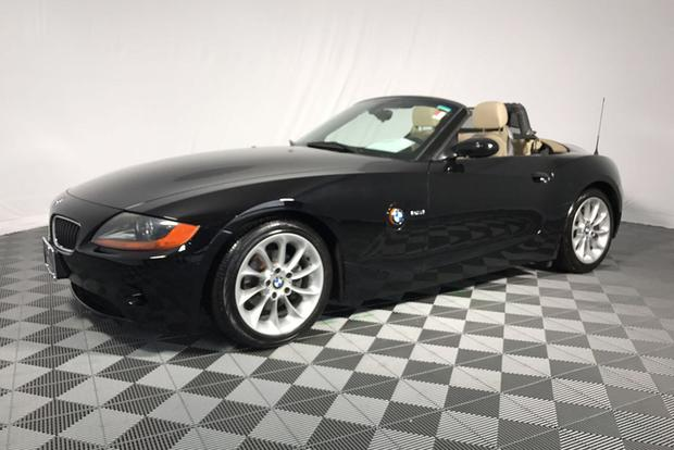The BMW Z4 Is Surprisingly Cheap (and Cool) - Autotrader