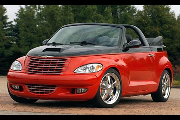 Check Out These Crazy Chrysler PT Cruisers That Went to SEMA Over the Years featured image large thumb0