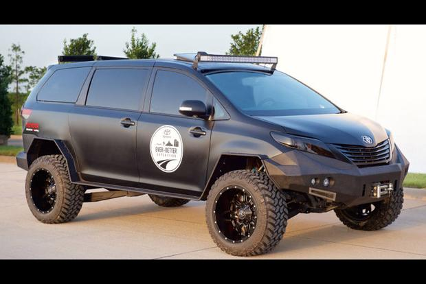 I Think An Off Roady Minivan Would Be A Huge Success Featured Image Large Thumb0
