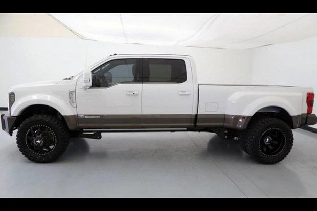 Autotrader Find: Modified 2017 Ford F-450 for $130,000 featured image large thumb0
