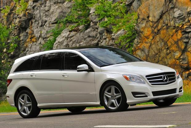Fact: The Mercedes-Benz R-Class Is Still in Production featured image large thumb0