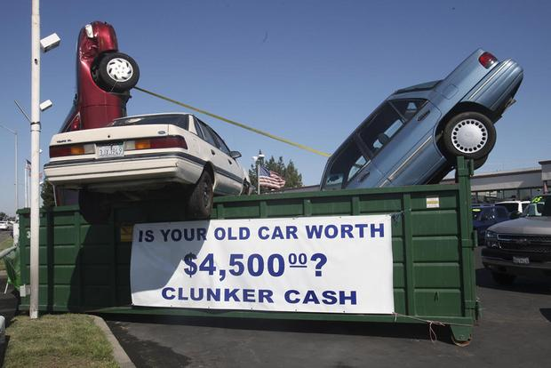 Cash For Clunkers >> Here S What Happened When I Worked For A Car Dealer During Cash