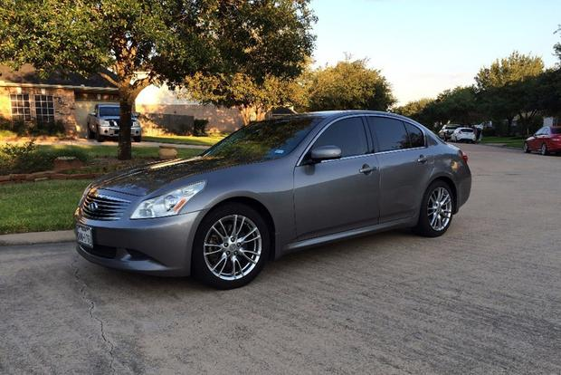 Used Car Bargain The Infiniti G35 Sedan