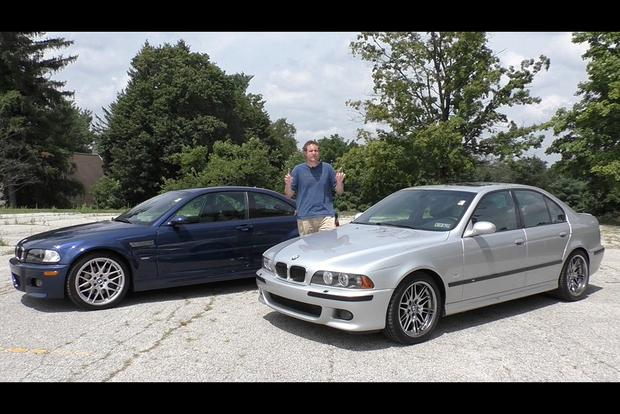 Here's Why Old BMW M Cars Are Climbing in Value featured image large thumb2