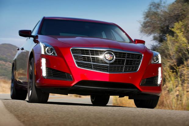 The Cadillac CTS and ATS Are Incredible Used Car Values featured image large thumb0