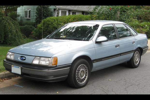 The Ford Taurus MT-5: The Taurus You Didn't Know About featured image large thumb0
