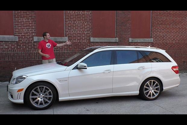 The Mercedes Benz E63 Amg Wagon Is The Ultimate Family Car Autotrader