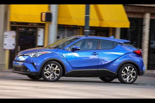 How Do You Classify the Toyota C-HR and Kia Niro? featured image large thumb0