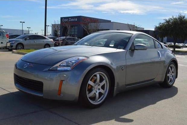 The First Nissan 350Z Is For Sale on Autotrader featured image large thumb0