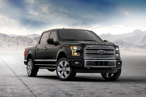 Ford F 150 Trim Levels >> The Ford F 150 Now Offers More Luxury Trim Levels Than Mainstream