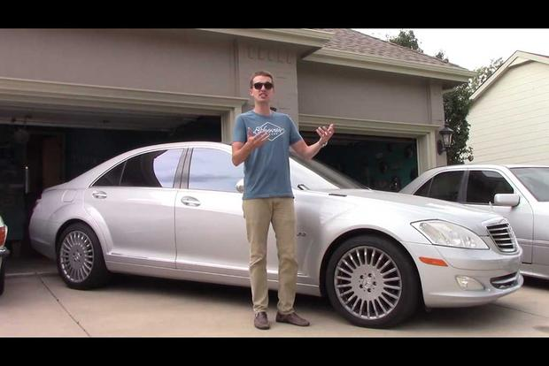 Here S What It Cost To Own A 10 Year Old V12 Mercedes Benz S600